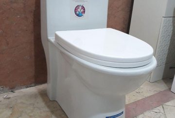 آموزش نصب توالت فرنگی