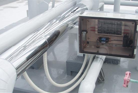 سیستم رسوب زدایی و رفع گرفتگی با پالس الکتریکی
