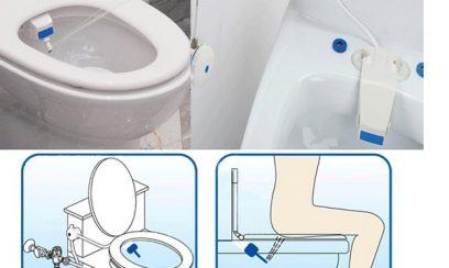 طریقه نصب توالت فرنگی خودشور یا بیده دار