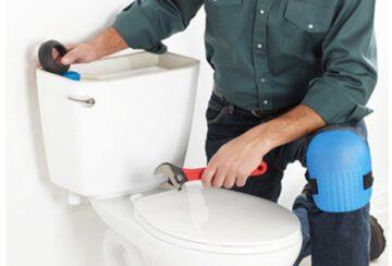 نحوه افزایش فشار آب توالت فرنگی