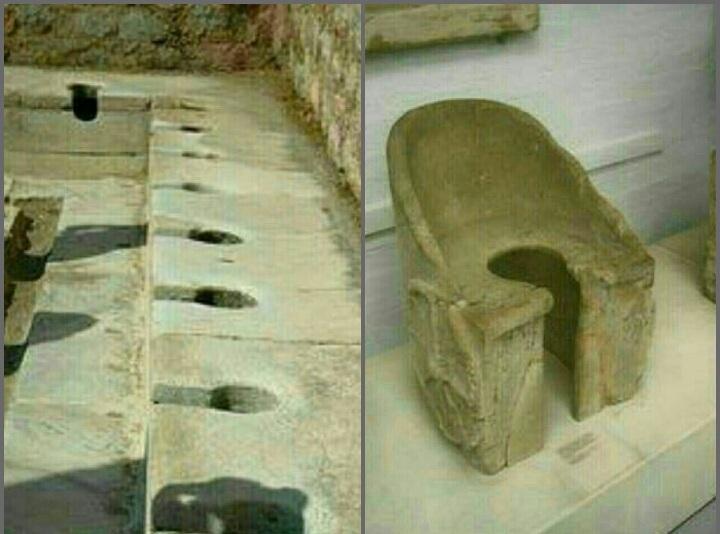 تاریخچه توالت ایرانی